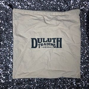 LAST CHANCE🖤 Duluth cloth bag